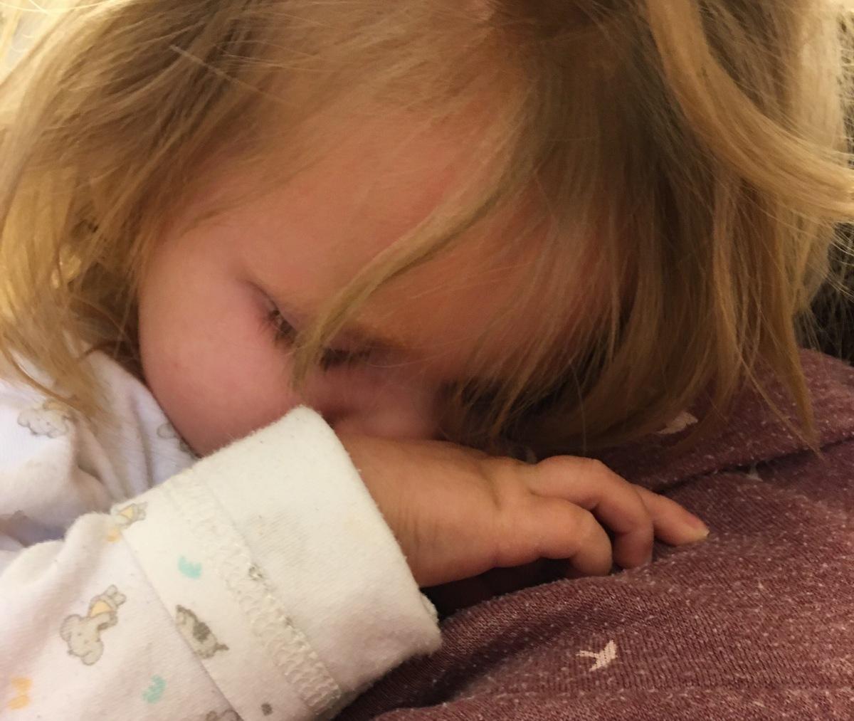 sykemelding for sykt barn